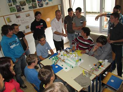 Workshop in high school led by CEED entrepreneur (small)
