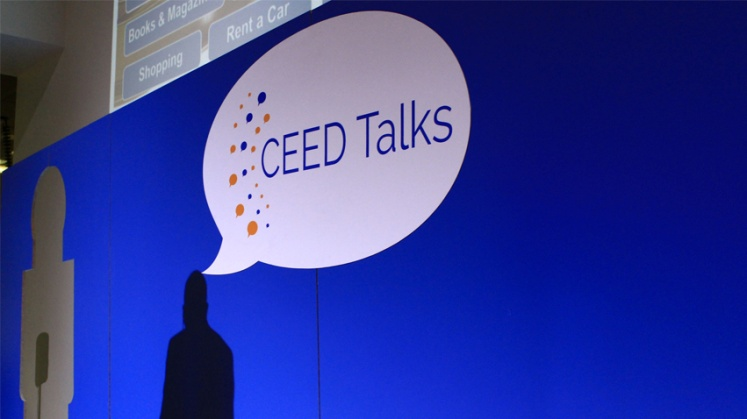 CEED Talks at the Tumo Center for Creative Technologies