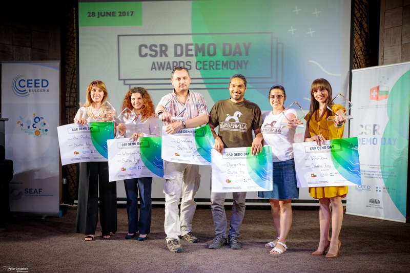 CSR demo day for web
