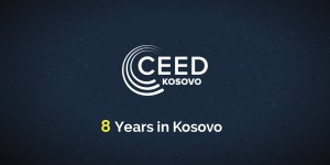 1. Ceed Kosovo, 8 Years in Kosovo