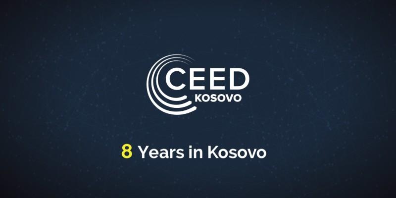1. Ceed Kosovo, 8 Years in Kosovo