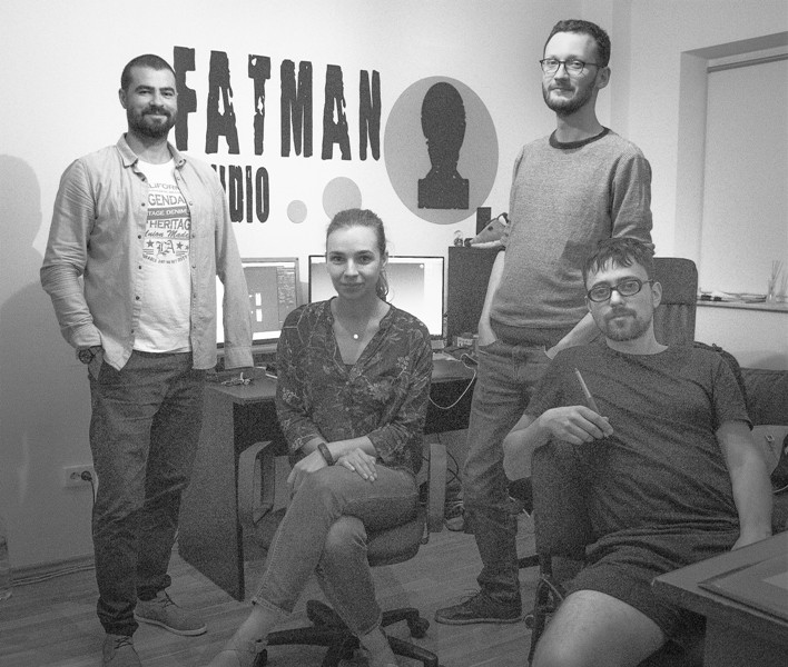 FatMan Studio team small