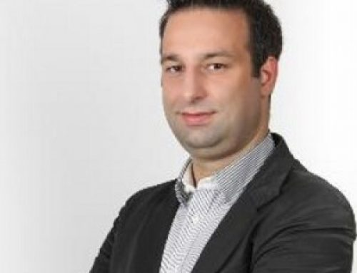 Uroš Čimžar, Co-founder and CEO of DHH