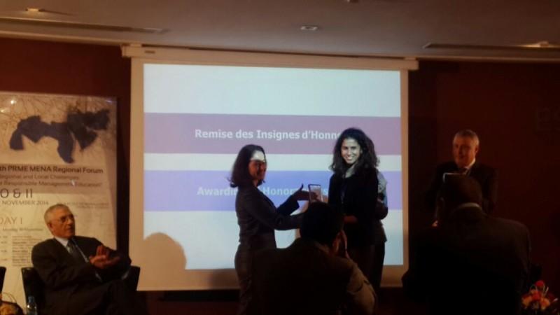 FZ UN Compact Award