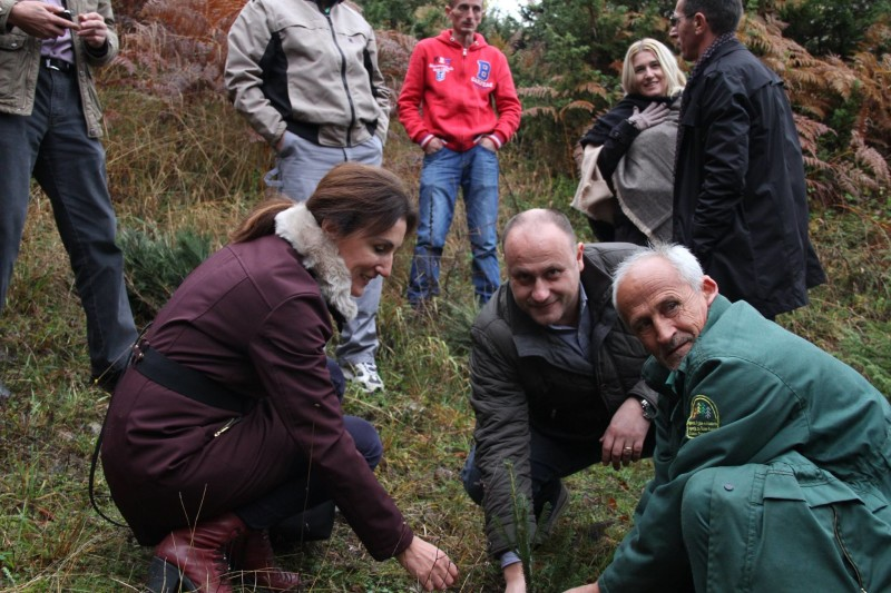 climate change project kosovo