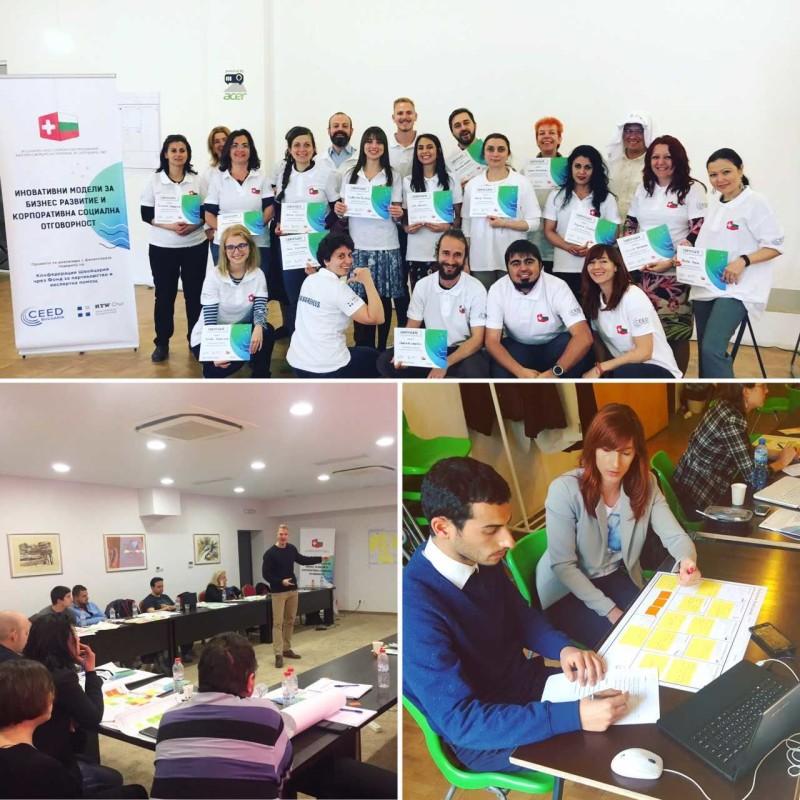 bulgaria CSR