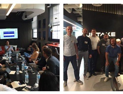 Meeting Uptake in Chicago – Marko Sersen, Energen, Slovenia