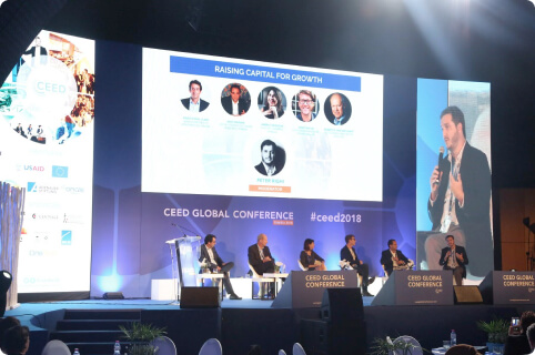 Establishing CEED as a global entrepreneur network