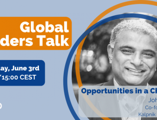 CEED Leaders Talk: Opportunities in a Challenge
