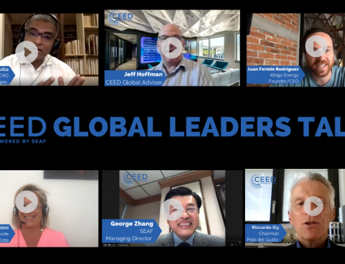 Global Leaders Talks: Inspiration and Big Ideas for the 'New Normal'